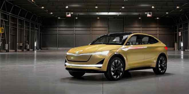 Skoda начнет производство электрокаров в 2020 году