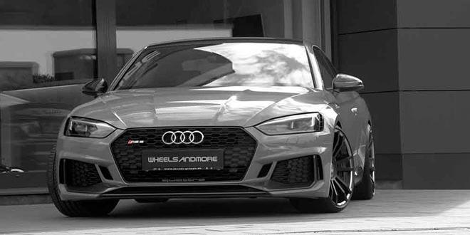 Audi RS5 Coupe прокачали до 513-сил в ателье Wheelsandmore