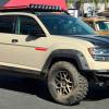 Volkswagen Atlas с полной внедорожной подготовкой от LGE CTS