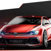 Новый ралли-кар Volkswagen Polo GTI R5 на первом тизере