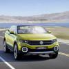 Кроссовер Volkswagen T-Cross перейдет в серию в 2018 году