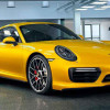 В гамму Porsche 911 Turbo добавили желтый цвет за $11 580