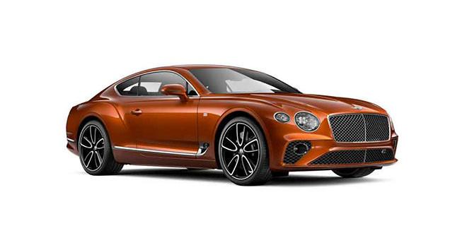 Вышла стартовая версия Bentley Continental GT First Edition