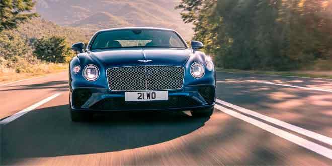 Bentley откладывает внедрение автопилота в своих машинах