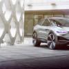 VW подтвердил второй электро-кроссовер после I.D. Crozz