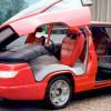 Lamborghini Genesis от Bertone: забытый концепт из 1988 года