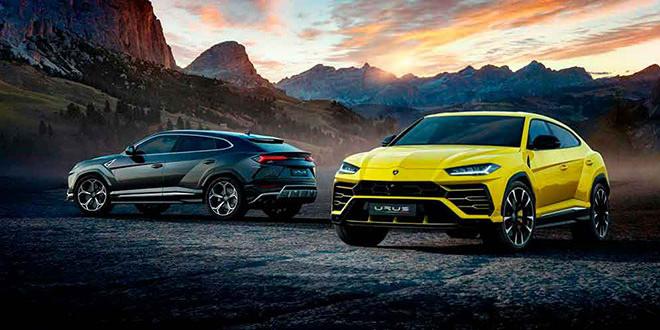 Новый Lamborghini Urus официально рассекречен