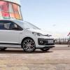Самый маленький хот-хэтч Volkswagen Up! GTI уже в продаже