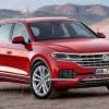 Новый Volkswagen Touareg покажут в апреле 2018 года