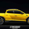 Пикап Lamborghini Urus: просто для потехи