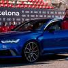 Audi подарила новые автомобили игрокам ФК «Барселона»
