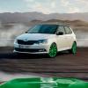 Вышла новая Skoda Fabia WRC Special Editon в честь ралли