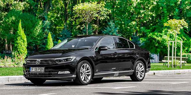 Рестайлинг Volkswagen Passat в 2018 году будет в духе Arteon