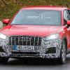 Audi SQ2 замечена на дорожных тестах в минимальном камуфляже