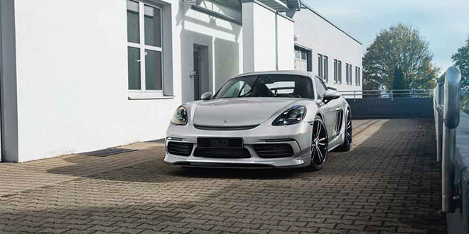 TechArt подготовил новый тюнинг Porsche 718 Cayman / Boxster