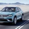 Volkswagen Tiguan Coupe может появиться в 2018 году