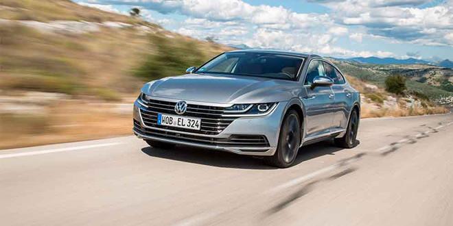 Утвержден Volkswagen Arteon R с двигателем VR6 на 3-литра