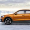 Audi готовит электрический Q2 с длинной колесной базой