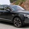 Гибрид Bentley Bentayga официально покажут в Женеве