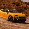 Pirelli создал 6 разных вариантов шин для Lamborghini Urus