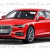 Audi A6 нового поколения покажут в Женеве