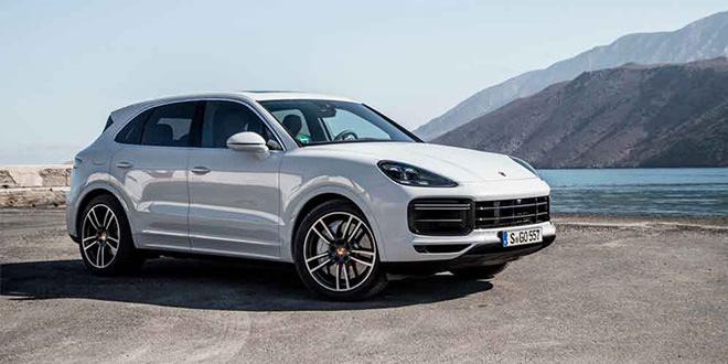 Отчет Porsche за 2017 год: продано 246 375 автомобилей