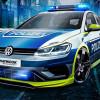Единственный полицейский Volkswagen Golf 400R от Oettinger