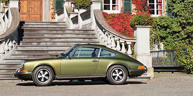 Porsche 911 S Ферри Порше все еще в строю спустя 49 лет