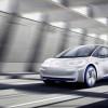 Электромобиль Volkswagen I.D. встанет на конвейер осенью 2019