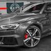 Седан Audi RS3 получил новый салон от Neidfaktor