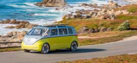 Серийный Volkswagen Buzz будет узнавать своего владельца