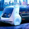 Volkswagen начал партнерство с Aurora в разработке автопилота