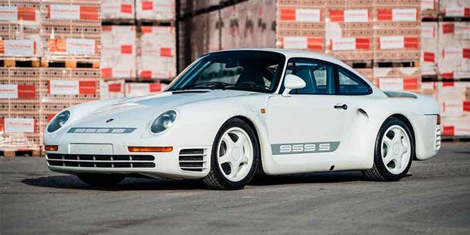 Porsche 959: истоки современных суперкаров