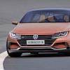 Преемник Volkswagen Scirocco на неофициальном рендере