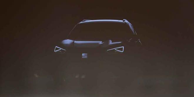 Большой кроссовер SEAT Tarraco покажут на Женевском автошоу