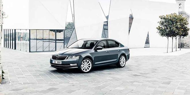 Skoda Octavia добавили цифровой кокпит как у Audi