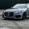 ABT подготовил тюнинг нового универсала Audi RS4 Avant