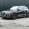 Немецкая ABT тюнинговала кроссовер Audi SQ5 нового поколения