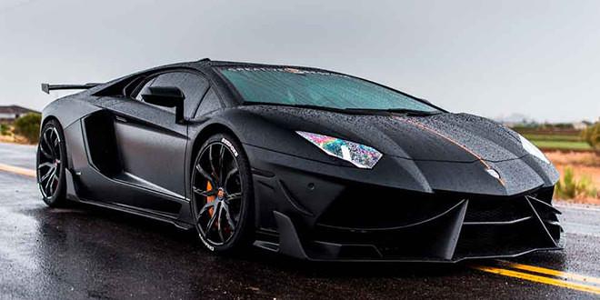 Ателье DMC подготовило новый тюнинг Lamborghini Aventador