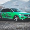 Первый тюнинг Volkswagen T-Roc