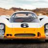 Гоночный Porsche 908 1968 года уйдет с молотка