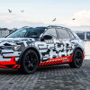 Электрокроссовер Audi E-Tron в статусе концепта последний раз