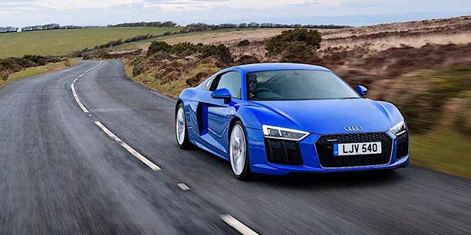 Audi Sport запускает ограниченную серию R8 V10 RWS