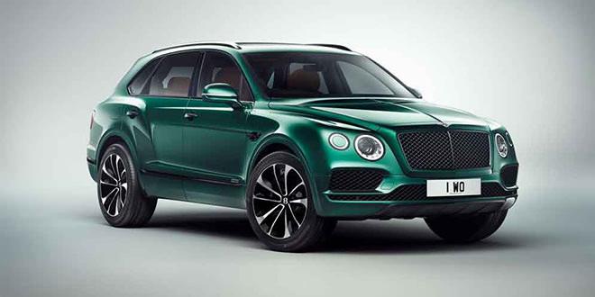 В Mulliner сделали один особенный Bentley Bentayga