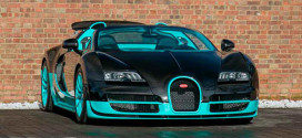 Продан единственный Bugatti Veyron Tiffany Edition