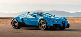Bugatti Veyron в стиле Трансформеров уйдет с молотка