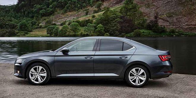 Гибрид Skoda Superb делают из VW Passat GTE. Характеристики