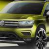 Volkswagen готовит маленький кроссовер для США и Китая