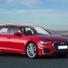 Новый универсал Audi A6 Avant 2019 на неофициальных рендерах