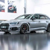 Cупер-универсал Audi RS4-R в тюнинге ABT Sportsline официально